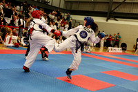 Scottish taekwondo championships by professional event photographer, edinburgh, colin wright