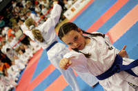 Scottish Taekwondo Championships 2016, Ravenscraig Arena, Motherwell, 9th April 2016