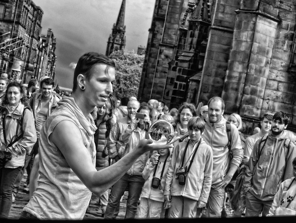 Edinburgh Fringe Festival 2017 by freelance event and corporate photographer, Colin Wright