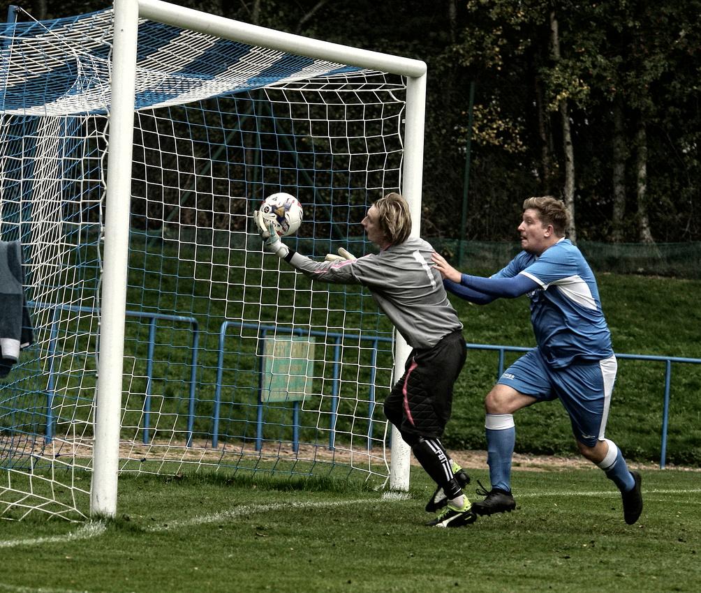 Midlothian Advertiser, Newtongrange Star v Camelon, junior football