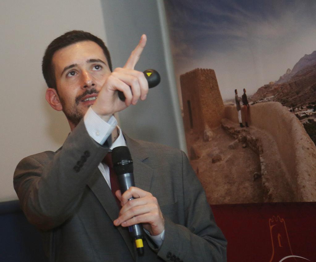 UAE Media event