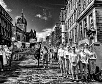 Edinburgh Fringe Festival, event photography in Edinburgh Scotland by event and corporate photographer Colin Wright